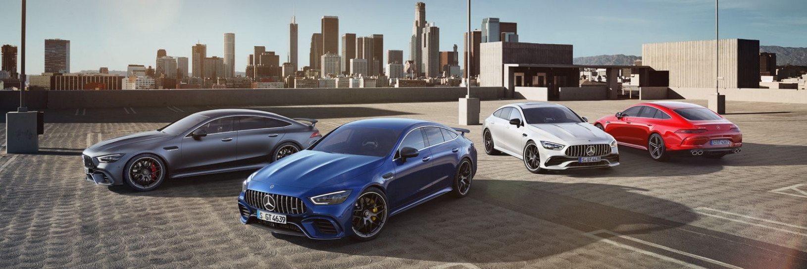 Mercedes-AMG GT 8-Türer Coupé - Inspiration - 2020 mercedes amg gt 4 door coupe