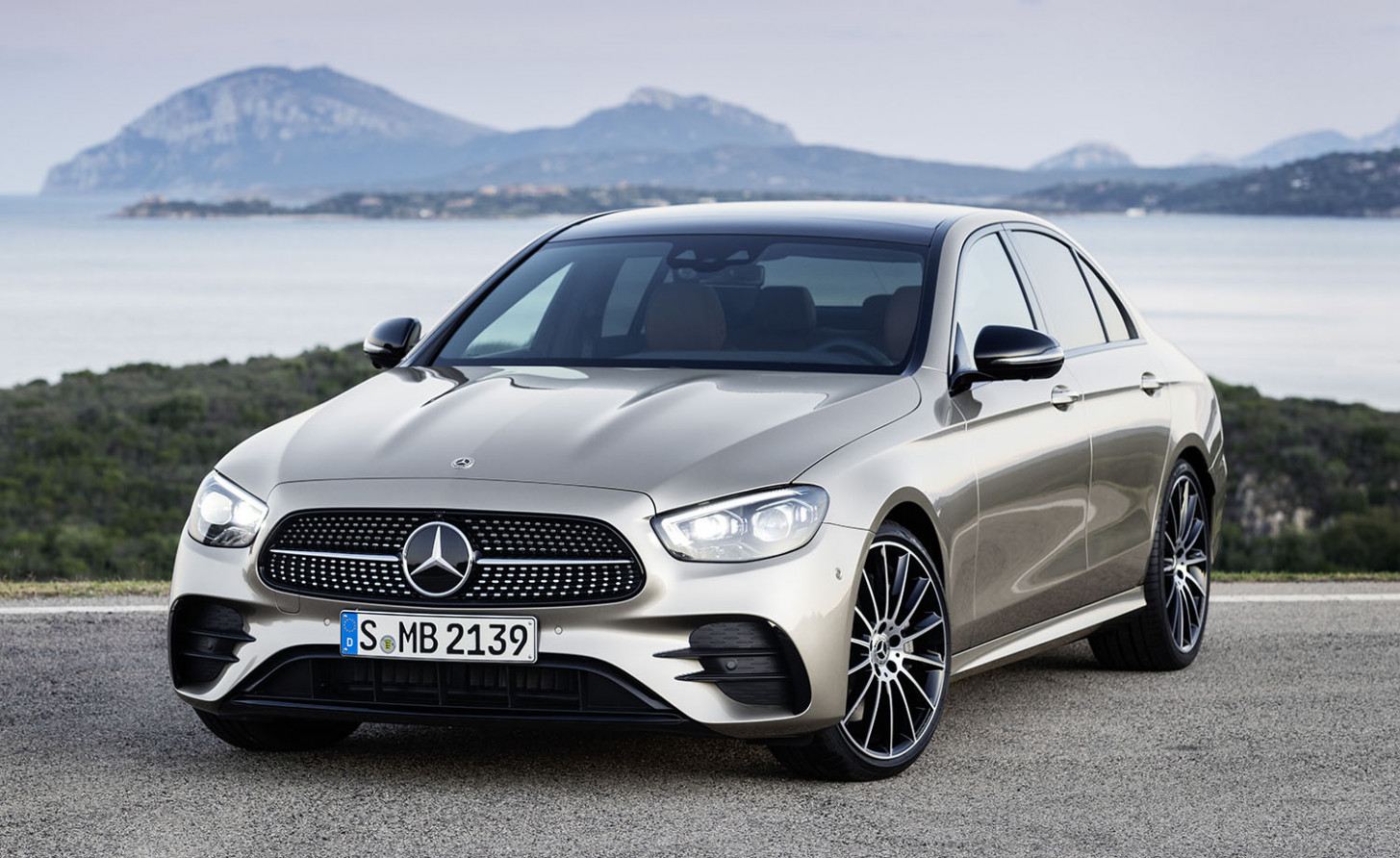 Mercedes-Benz facelifts E-Class for 6 - mercedes thailand price list 2020