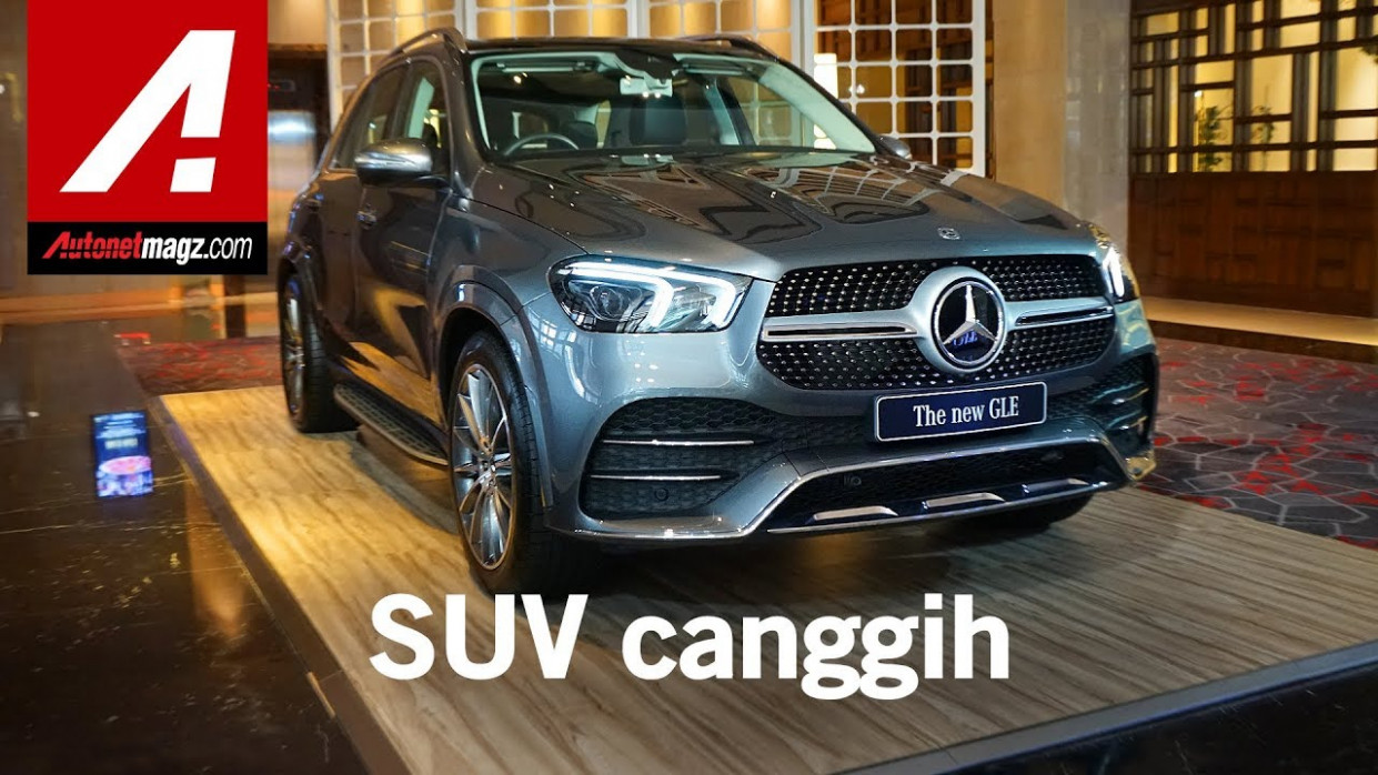 Mercedes-Benz GLE 8 8 Indonesia | First Impression Review