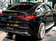 Mercedes GLE Coupe 8 d (8) - Walkaround