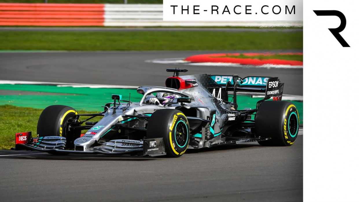 Mercedes makes major changes with its 8 F8 car - W88 technical analysis