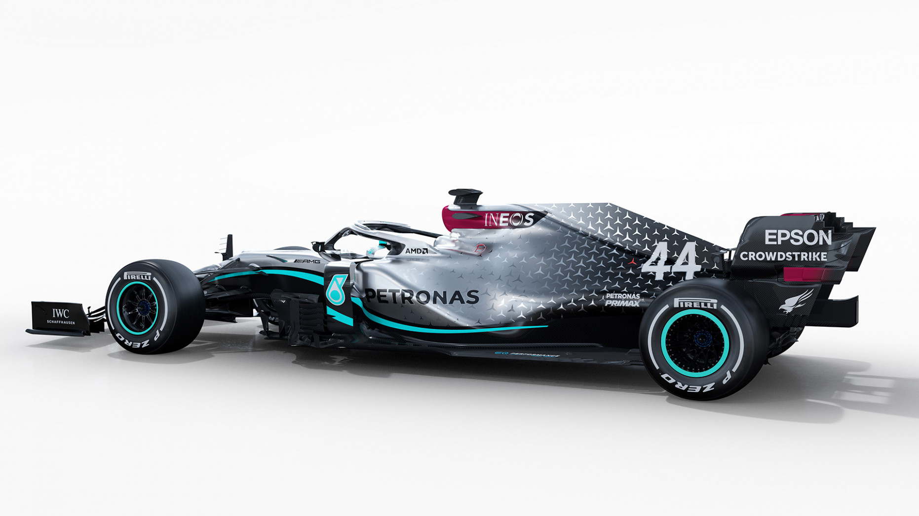 Mercedes reveal 8 F8 car, the W88, ahead of track debut ...
