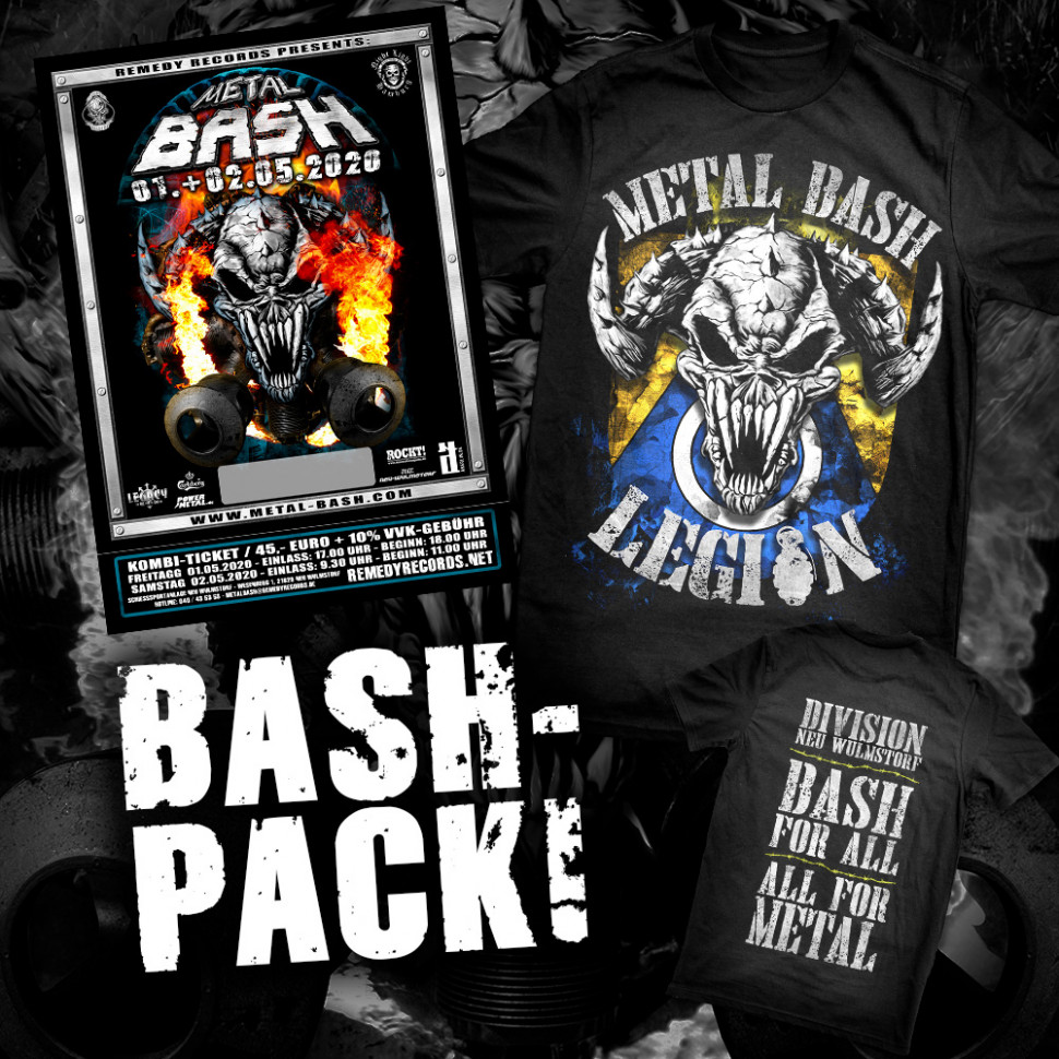 Metal Bash 7 Tickets – Metal Bash - jaguar tickets 2020
