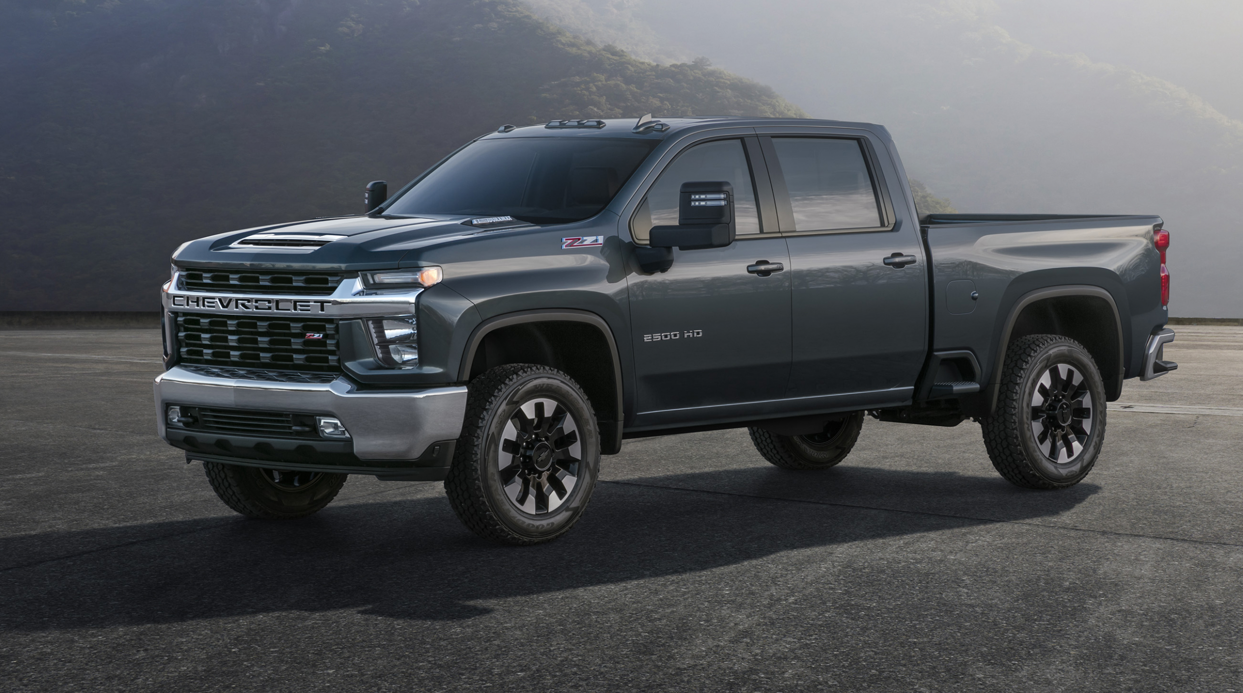 Most Capable, Most Advanced Silverado Heavy Duty Ever to Debut in ...