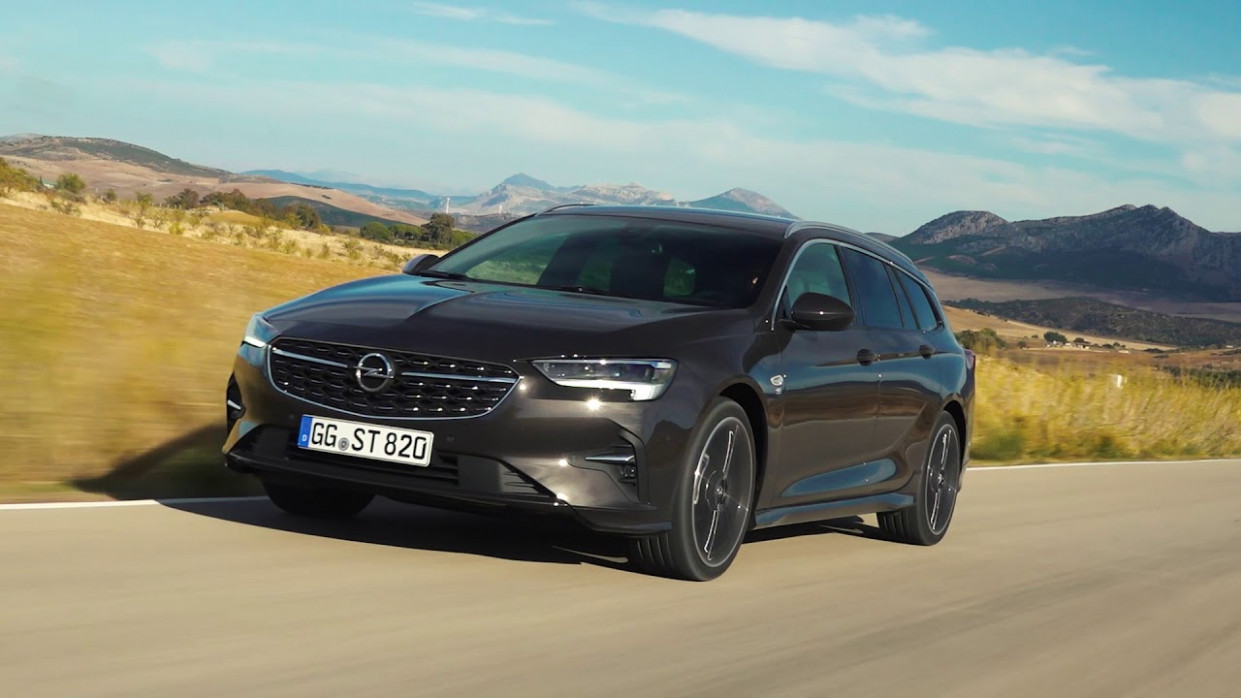 New 10 Opel Insignia Grand Sport & Insignia Sports Tourer facelift - 2020 opel insignia wagon