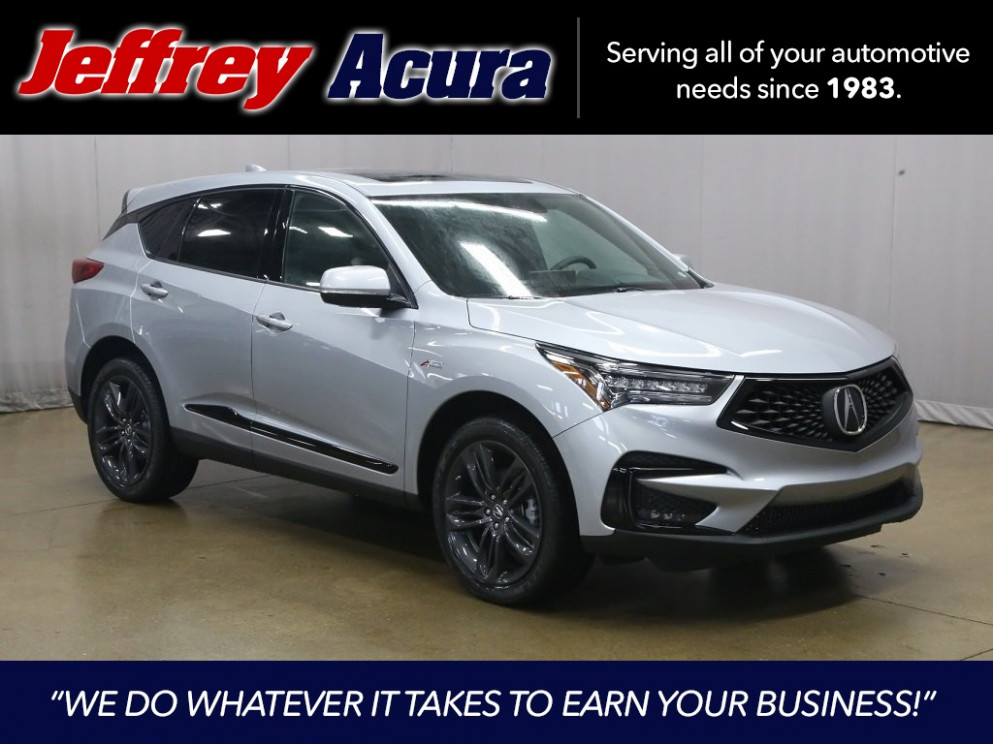 New 6 Acura RDX SH-AWD with A-Spec Package