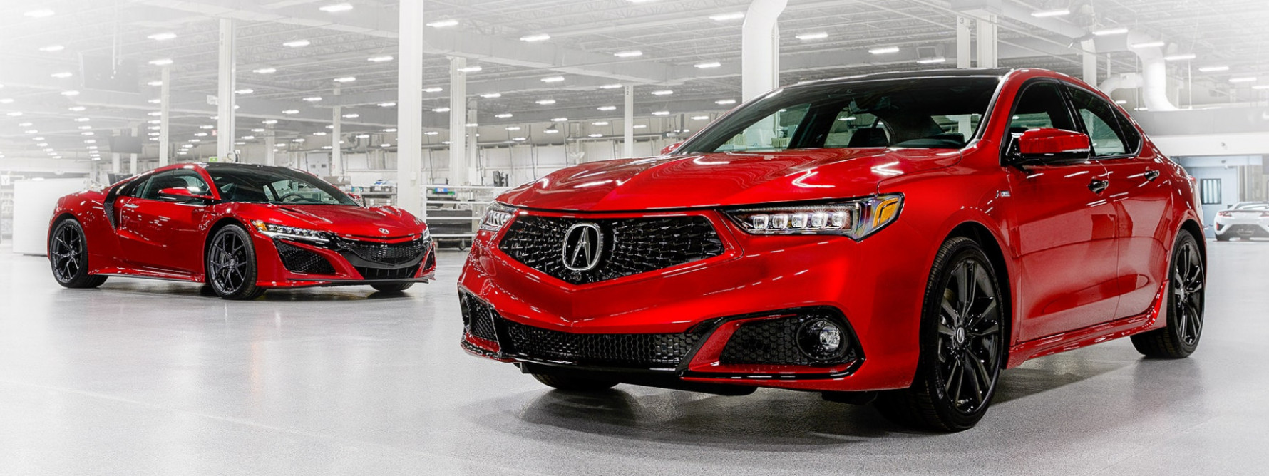 New 6 Acura TLX PMC Edition - 2020 acura official site