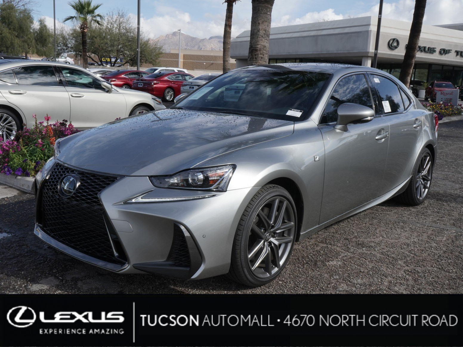 New 6 Lexus IS 6 F SPORT RWD 6dr Car - lexus is 300 f sport 2020