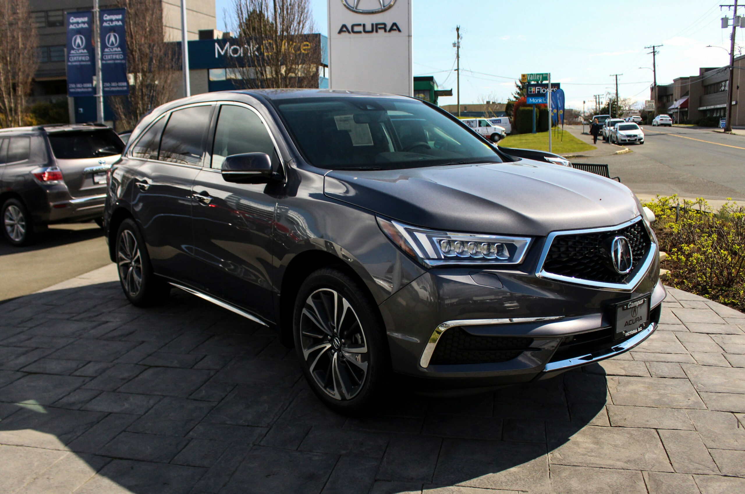 New 7 Acura MDX For Sale at Campus Acura Victoria | VIN:  7J7YD7H77LL700202