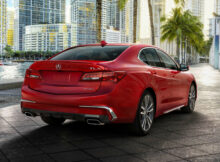 New 7 Acura TLX with Technology Package