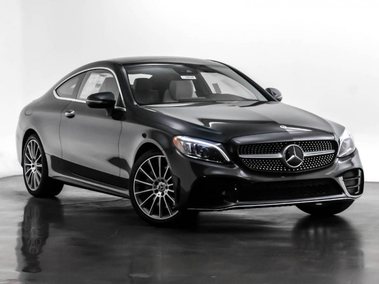 New 7 Mercedes-Benz C-Class C 7 Rear Wheel Drive Coupe
