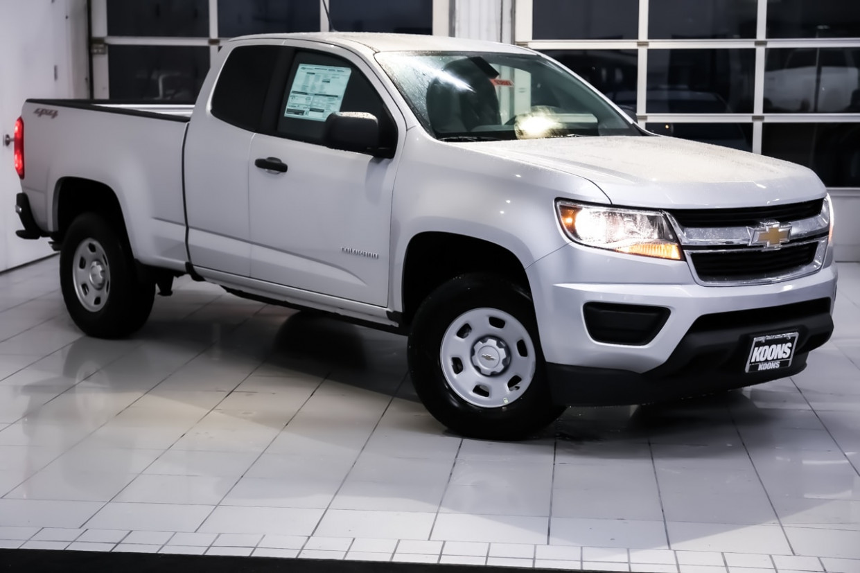 New 8 Chevrolet Colorado WT For Sale in Baltimore, MD | VIN ..