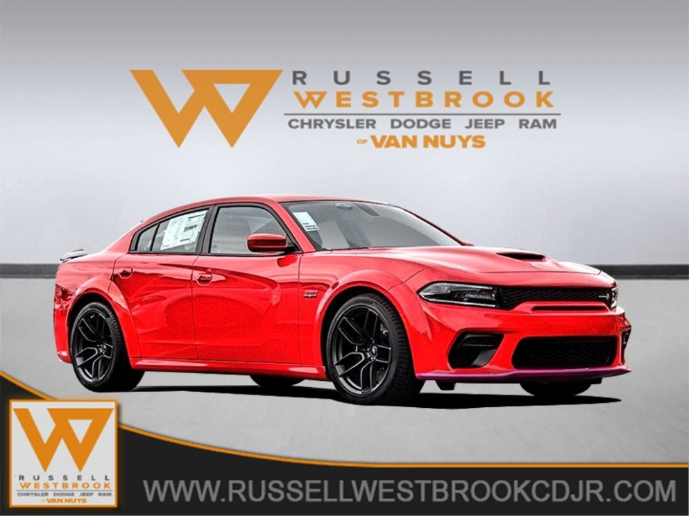 NEW 8 DODGE CHARGER SCAT PACK WIDEBODY RWD - dodge for josh 2020