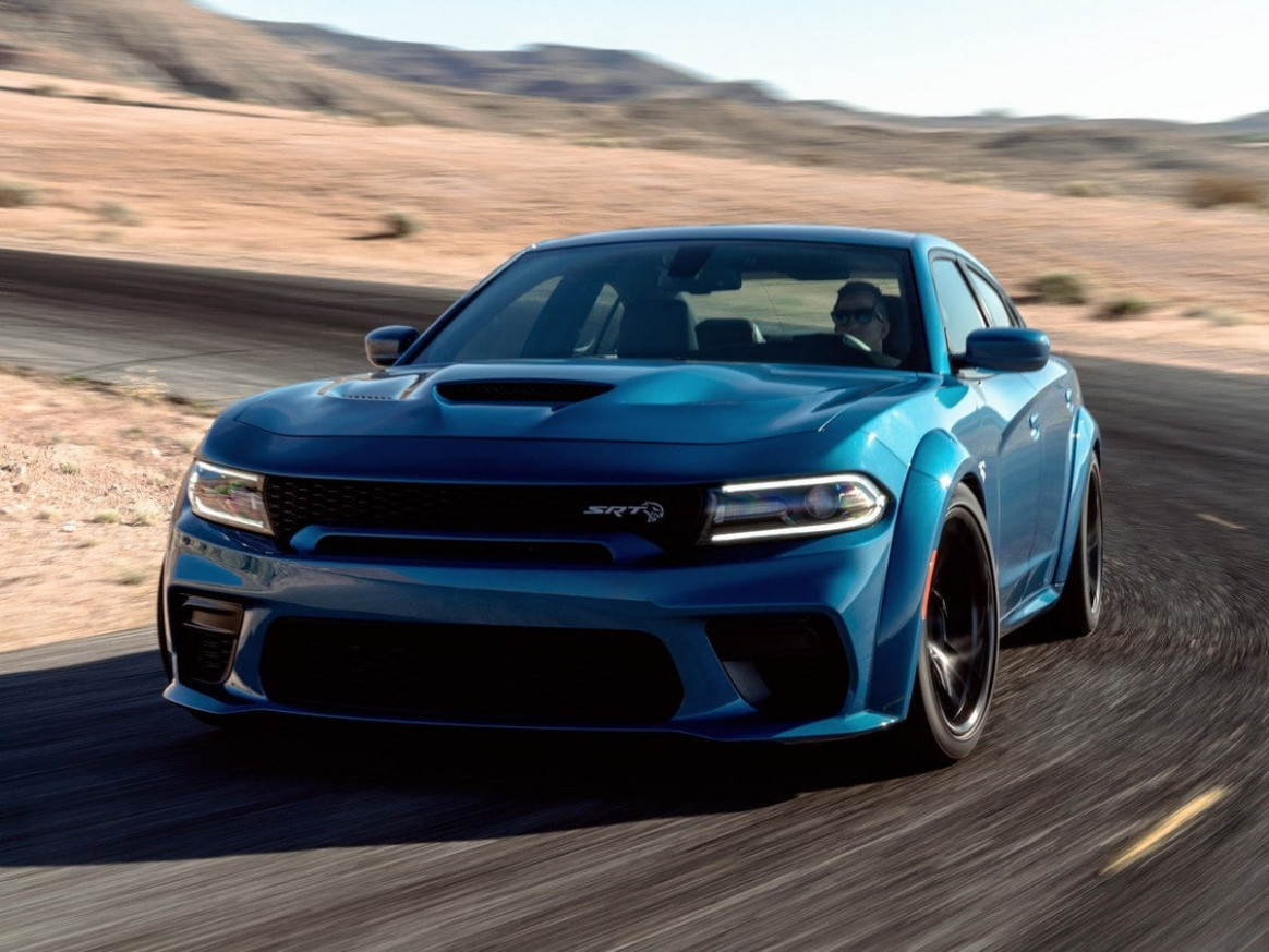 New 8 Dodge Charger SRT Hellcat Widebody Joins the Lineup ..