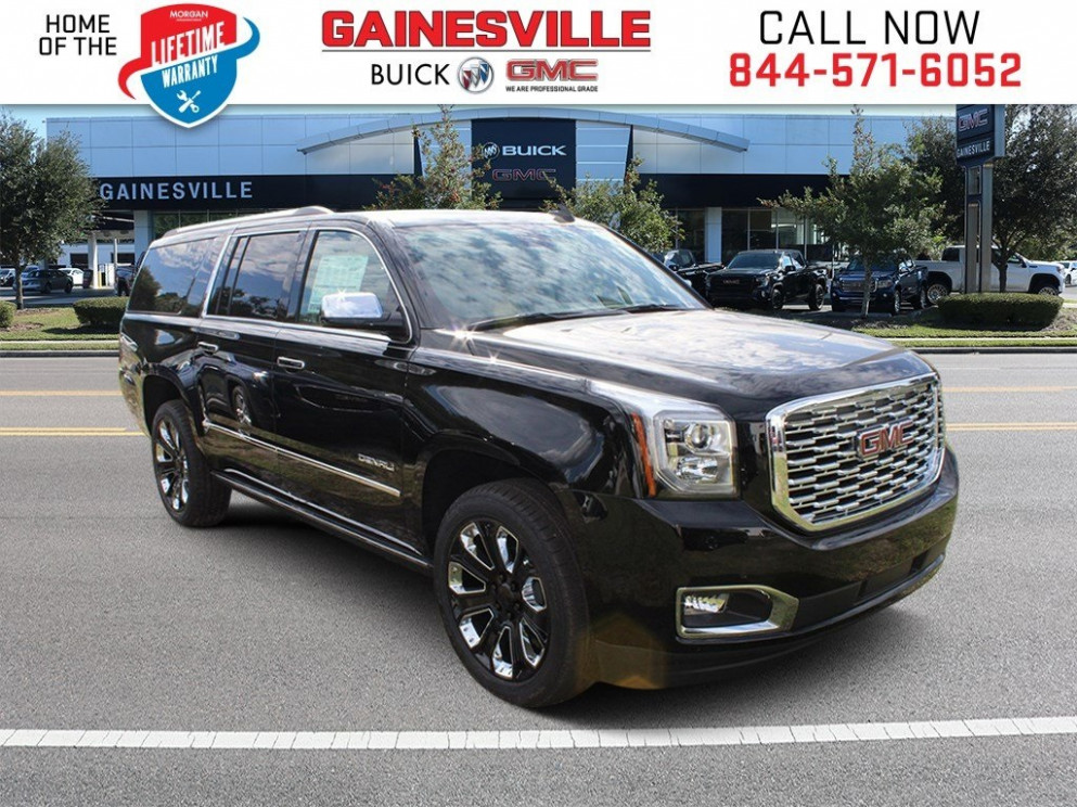 New 8 GMC Yukon XL Denali With Navigation - 2020 gmc yukon xl denali for sale