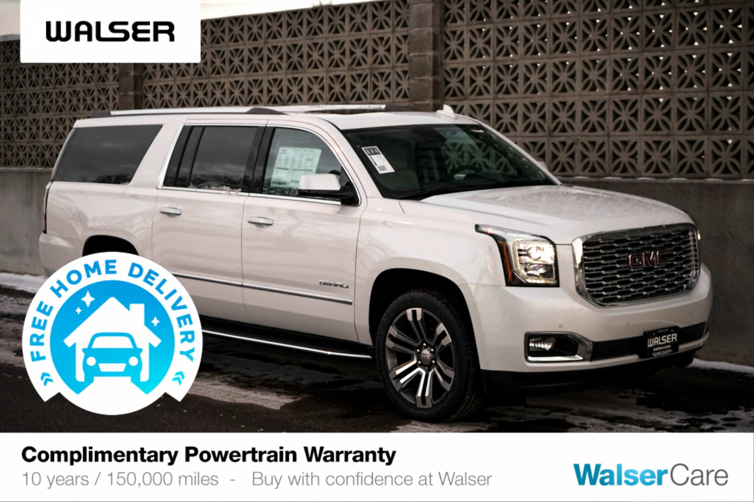 New 8 GMC Yukon XL Denali With Navigation & 8WD - 2020 gmc yukon xl denali for sale