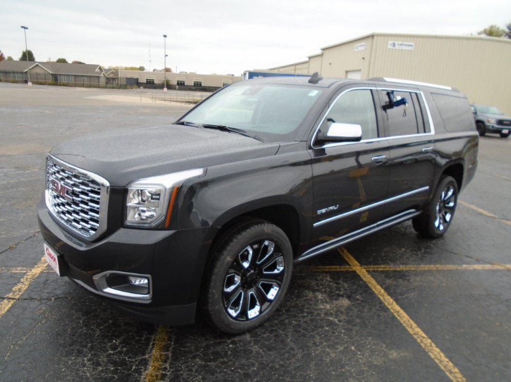 New 8 GMC Yukon XL for Sale at Clason Buick GMC in La ..
