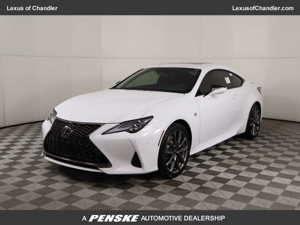 New 8 Lexus RC RC 8 F SPORT RWD With Navigation - lexus for sale 2020