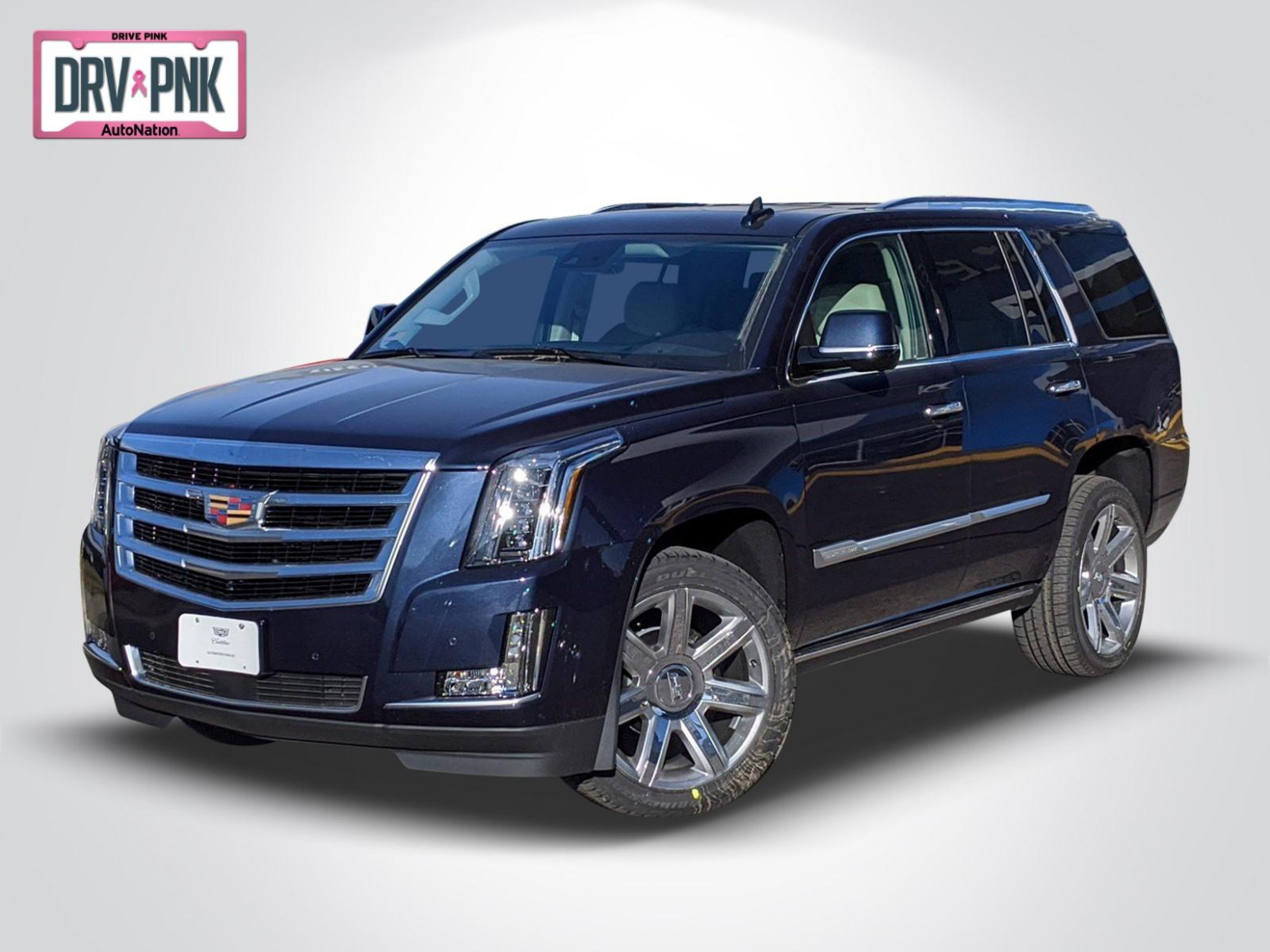 New Dark Adriatic Blue Metallic 7 Cadillac Escalade 7WD Premium ..
