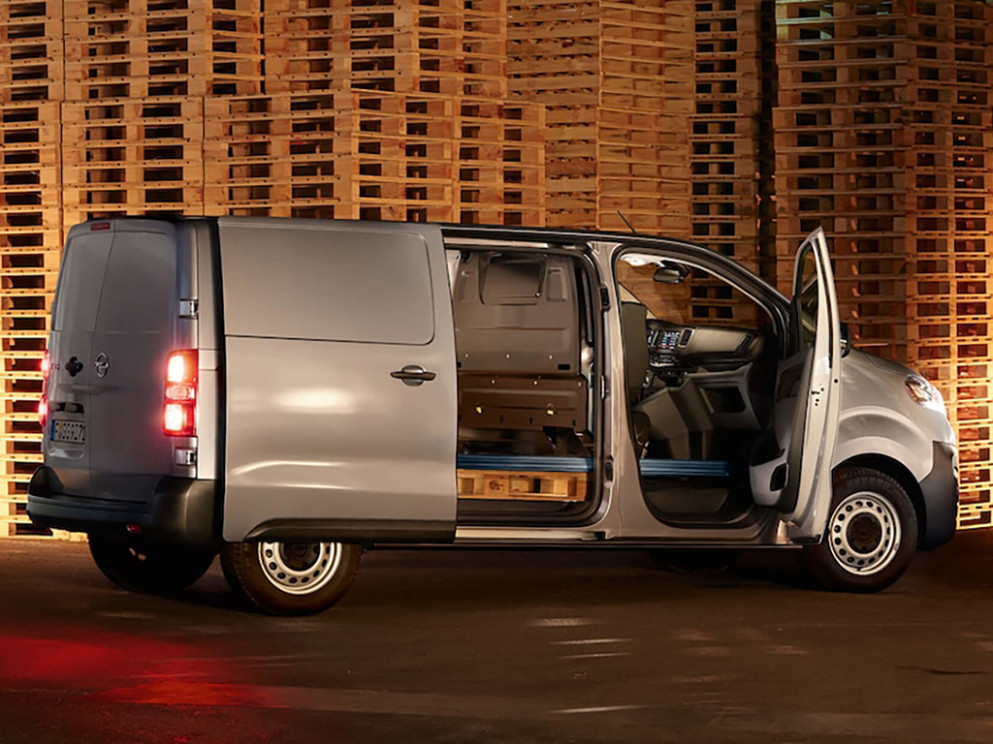 New Dimensions - Opel POST - opel vivaro 2020 dimensions