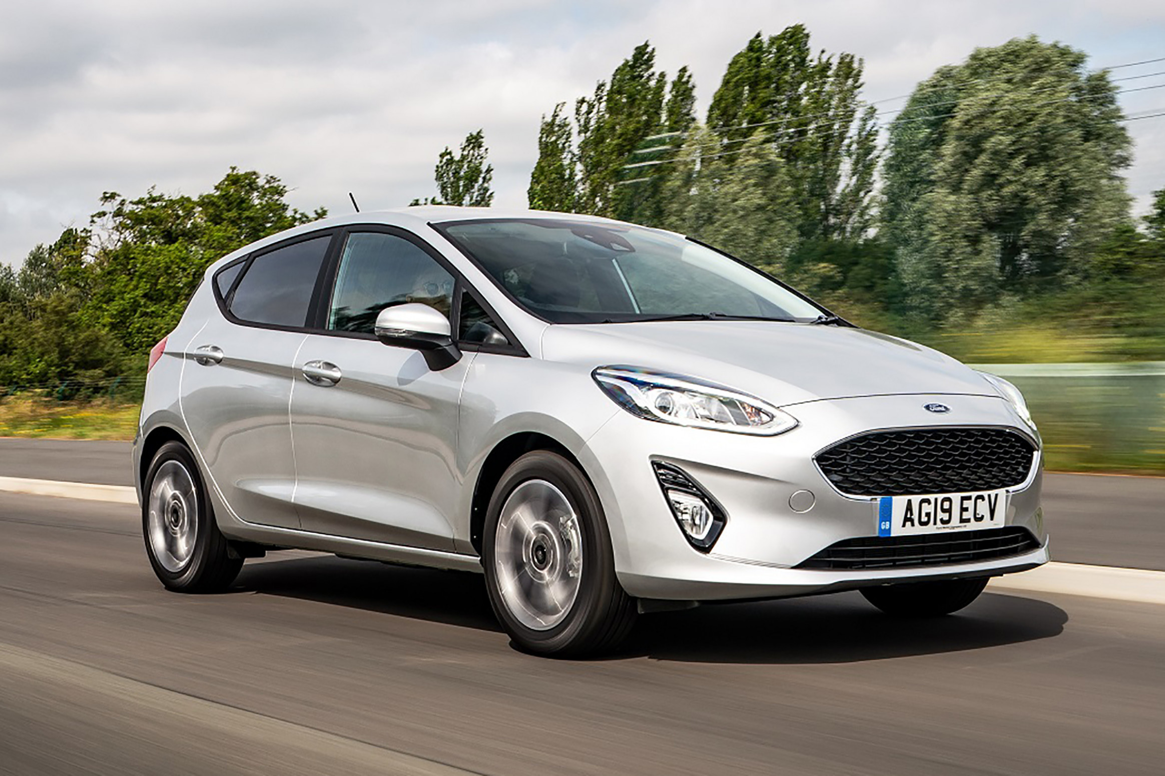 New Ford Fiesta Trend 7 review | Auto Express - ford fiesta zetec 2020 review