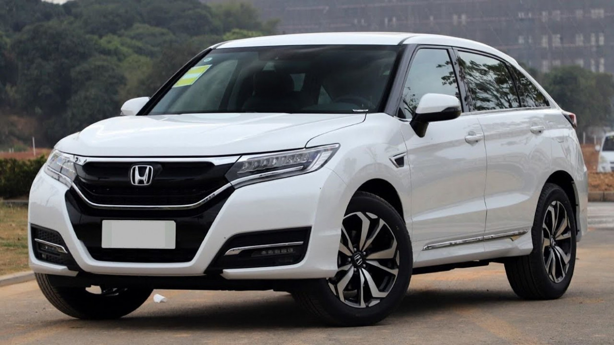 NEW HONDA URV 8 - AWESOME HONDA CROSSOVER - EXTERIOR AND INTERIOR - 2020 honda urv