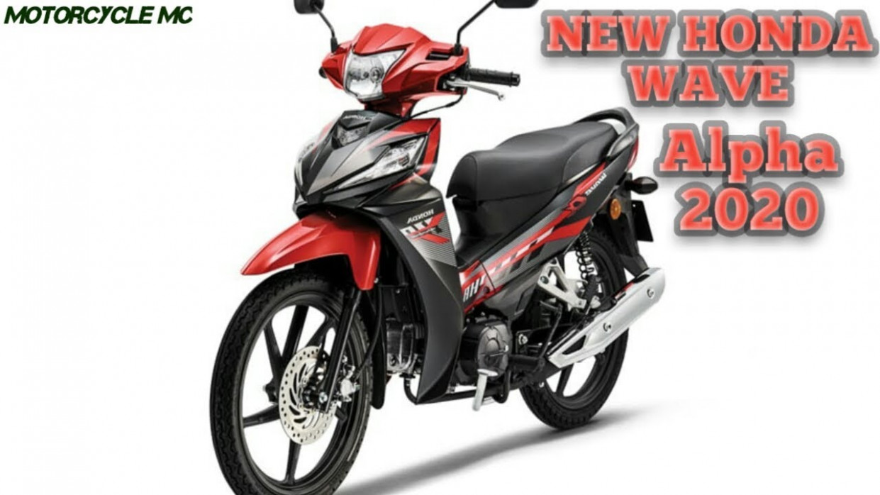 NEW Honda Wave Alpha 6 video review
