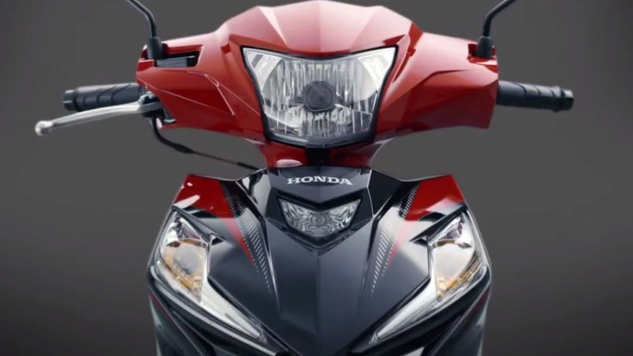 New Honda Wave Alpha 6cc 6 First Look, Just Announcement