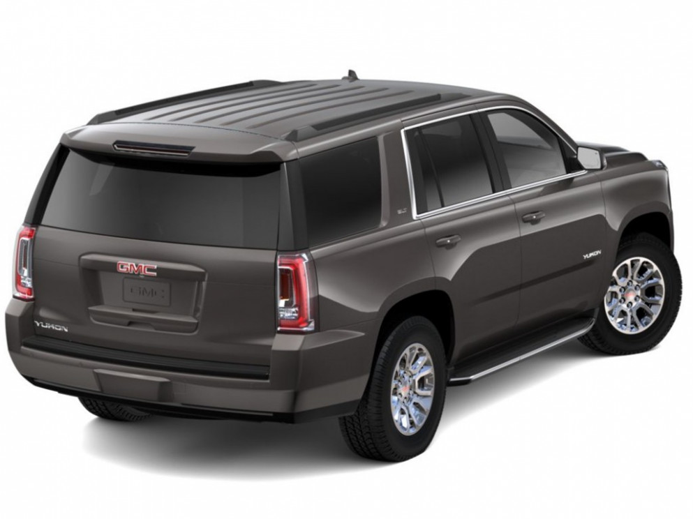 New Smokey Quartz Metallic Color For 6 GMC Yukon: First Look ...