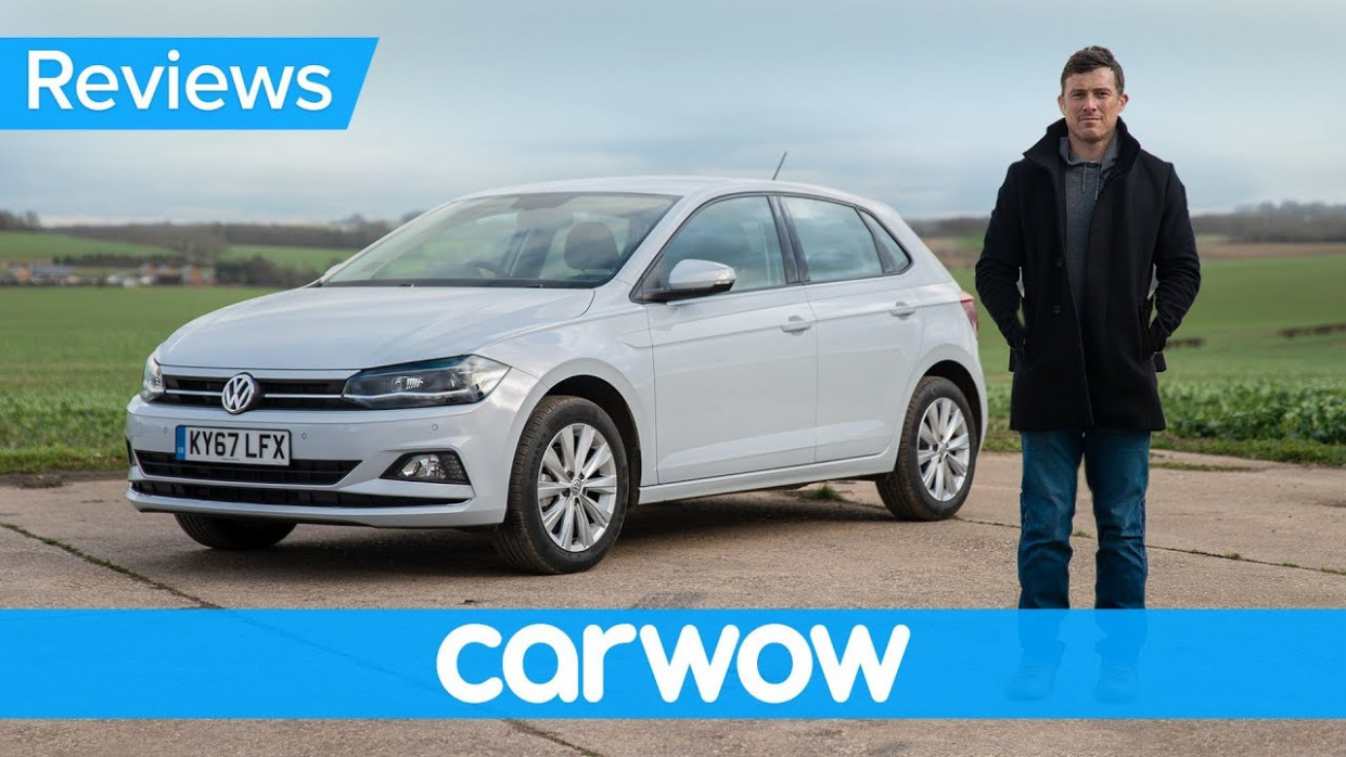 New Volkswagen Polo 6 in-depth review | carwow Reviews - volkswagen polo 2020 youtube