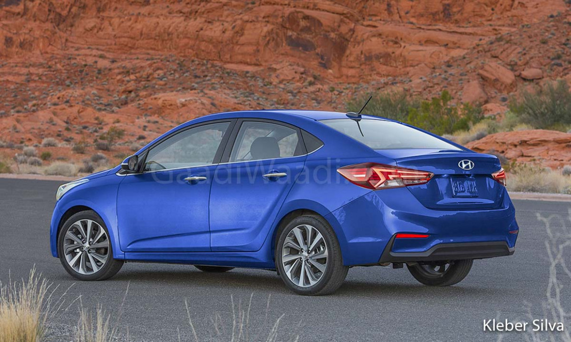 Next-Gen Hyundai Xcent To Be Bigger And Roomier, Could Get AMT As ..