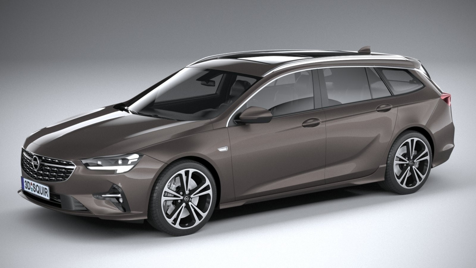 Opel Insignia Sports Tourer 10