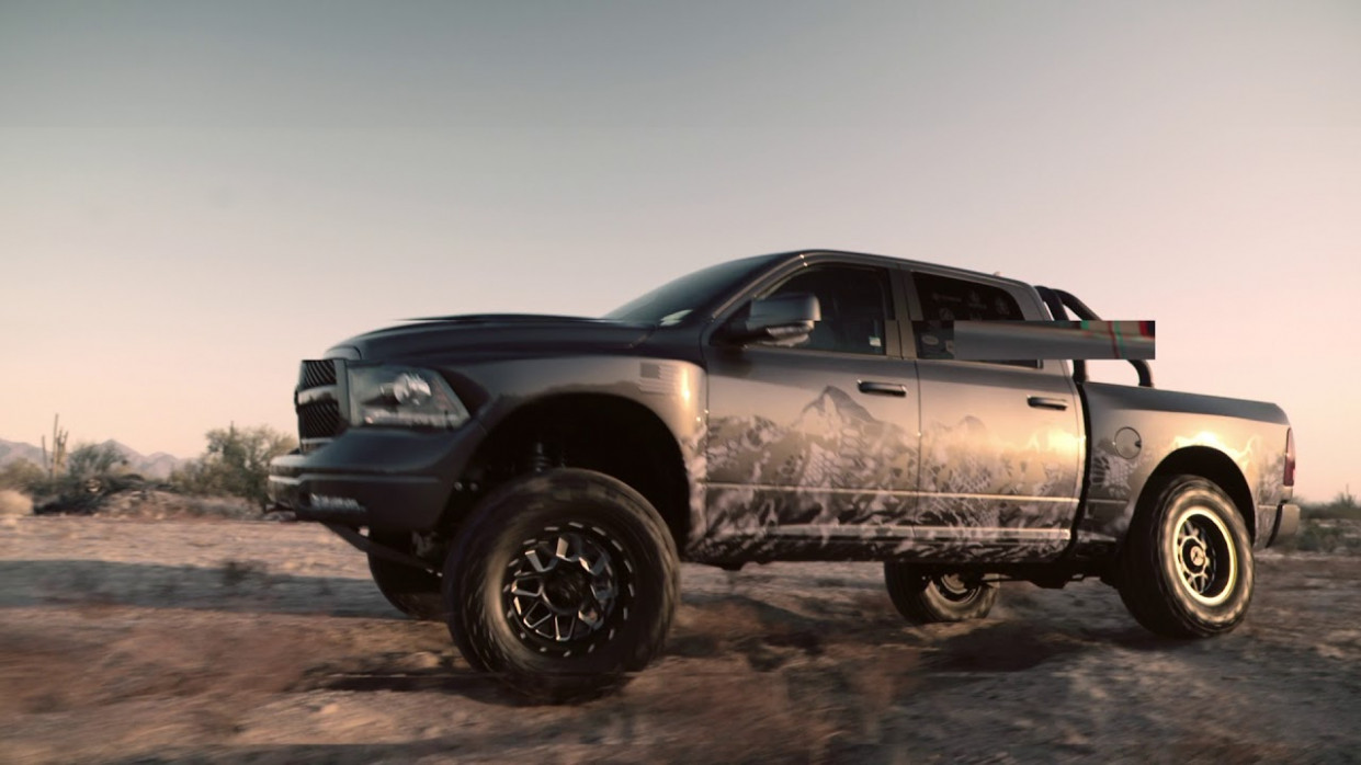 Ram 8 Minotaur - The Raptor Killer Is Already Here: - Mopar ...