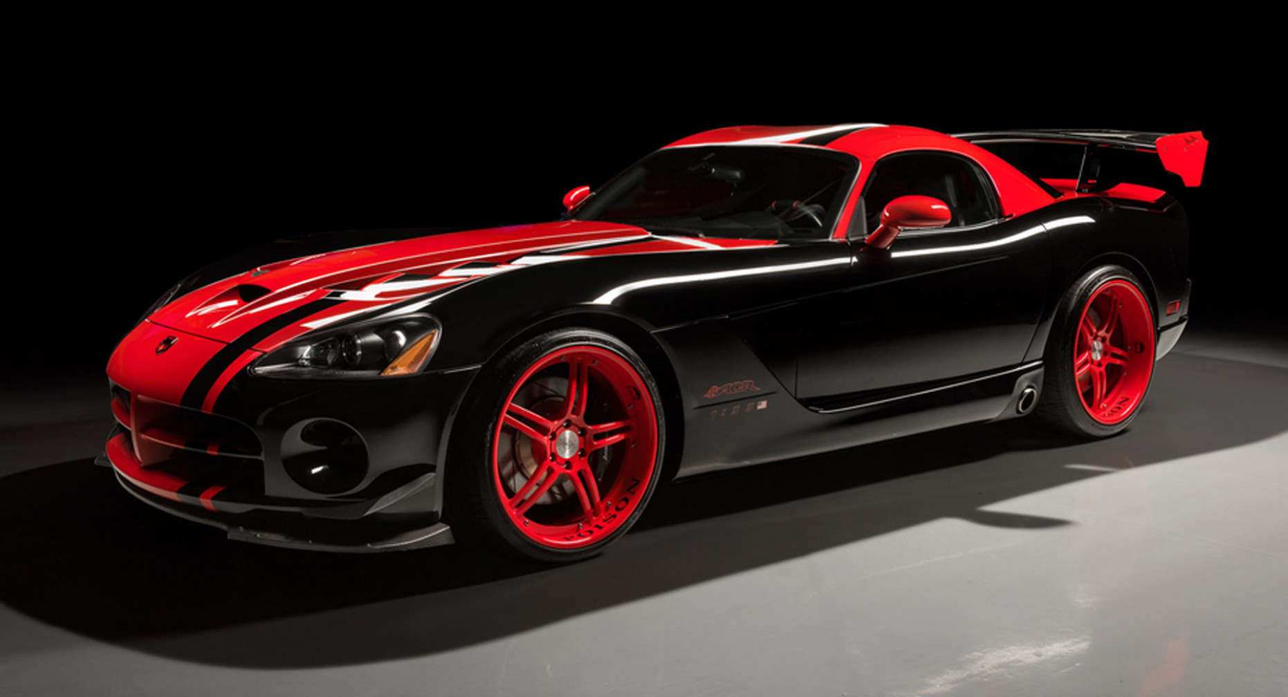 Rare Dodge Viper ACR 6:6 Edition #6 To Be Sold Without Reserve ...