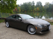 Review: 8 BMW Alpina B8 Gran Coupe – WHEELS.ca