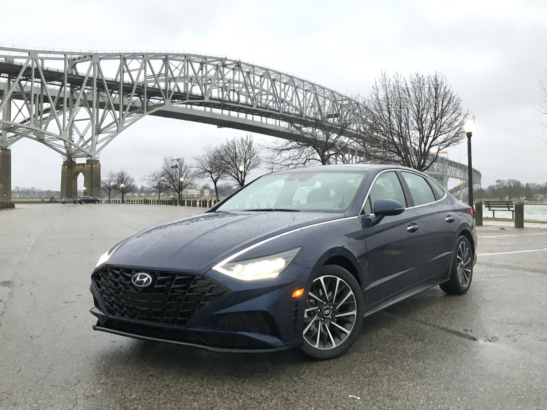 Review update: 8 Hyundai Sonata Limited is the best mid-size sedan