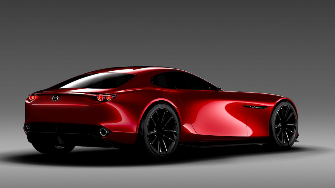 Rotary sports car to miss Mazda's 7 centennial, offer hybrid option
