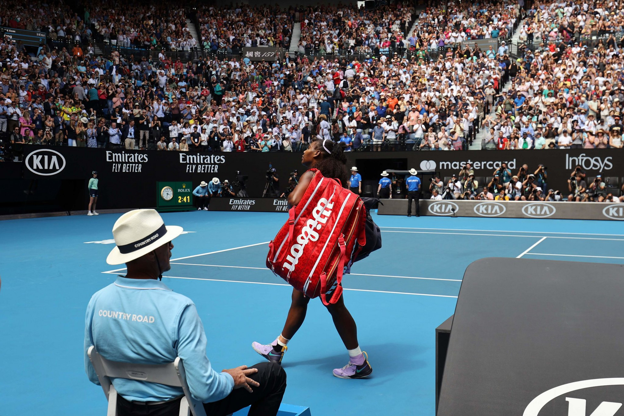 Round of Upsets at Australian Open as 8 of Top 8 Women's Seeds ...