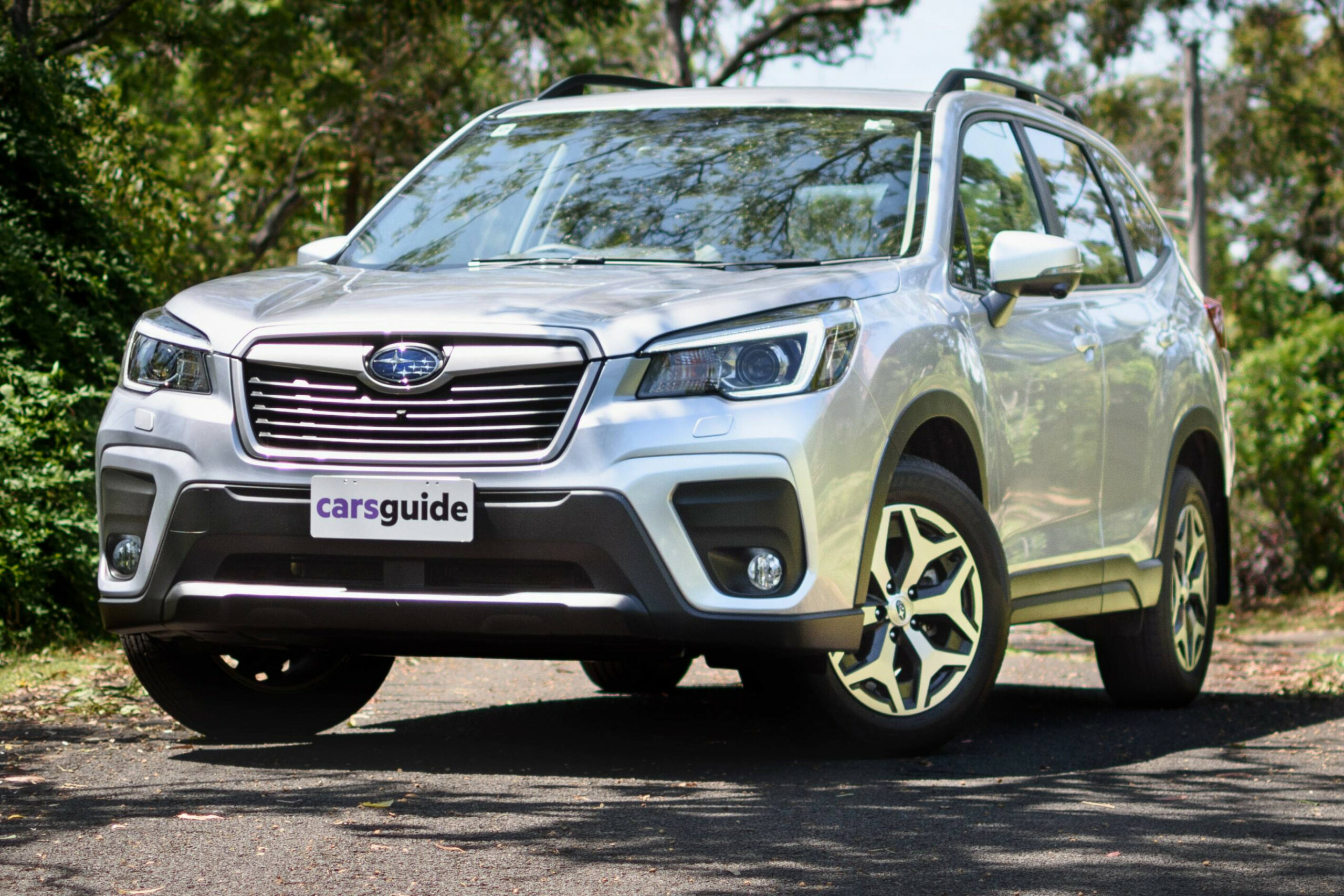 Subaru Forester 6.6i-L 6019-6060 review