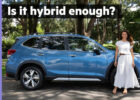 Subaru Forester 6 review: Hybrid S
