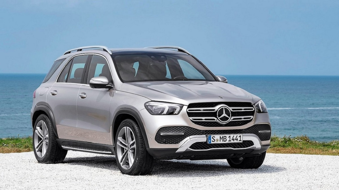 Supercars Gallery: Mercedes Gle