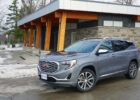 SUV Review: 8 GMC Terrain Denali | Driving