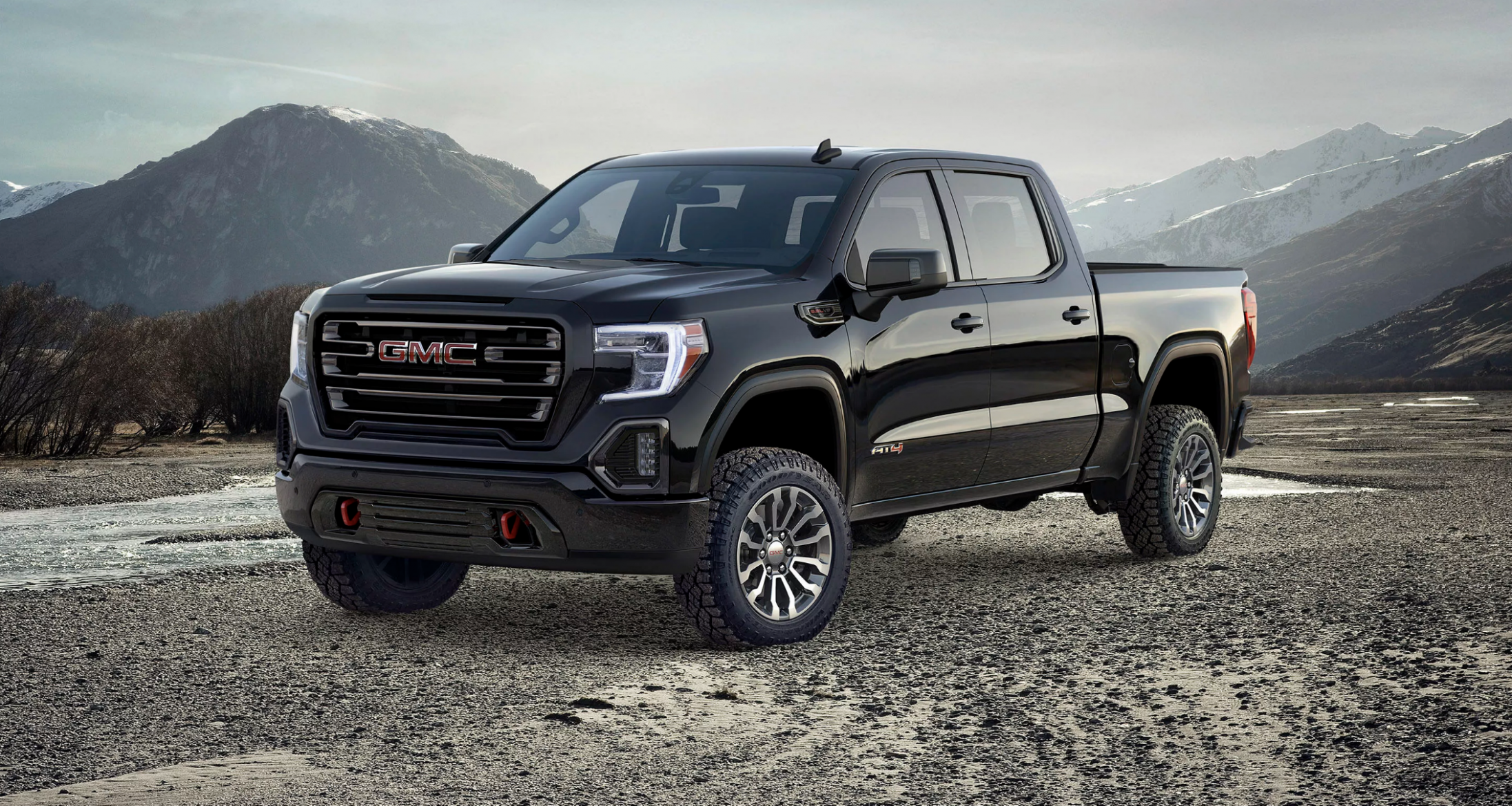 "The 6 GMC Sierra AT6 Edition: What the Kids Would Call ""Lit ..."