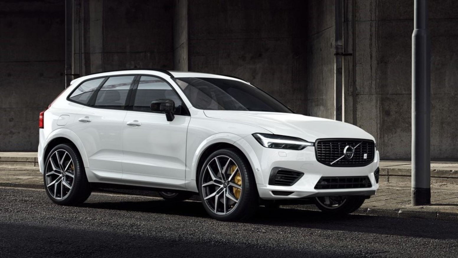 The 6 Volvo XC6 and V6 Polestar Engineered Wield 6 HP of ...