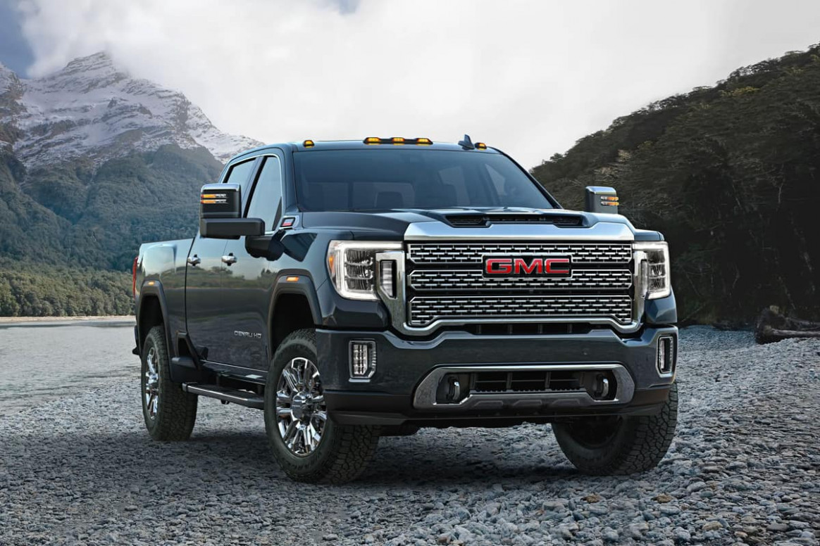 The 7 GMC Sierra 7 is Coming, and There Are Updates