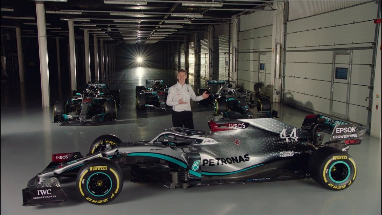 The 8 Mercedes F8 Car Explained!