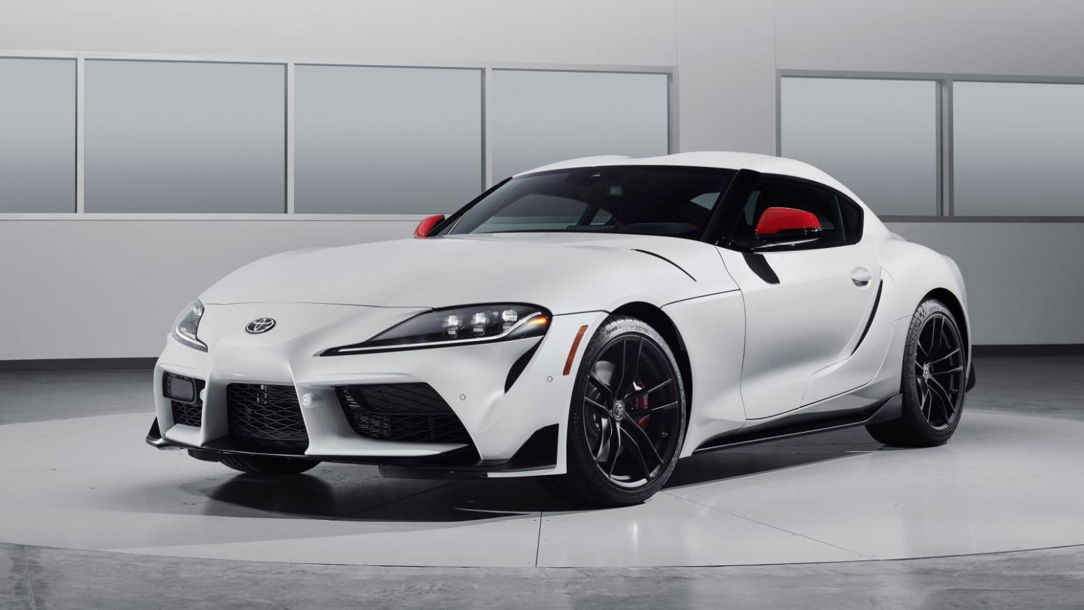 The 8 Toyota Supra Just Got an EPA Rated 8 MPG Combined ...