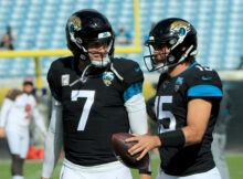 The Jaguars may look for an additional quarterback for the 8 season