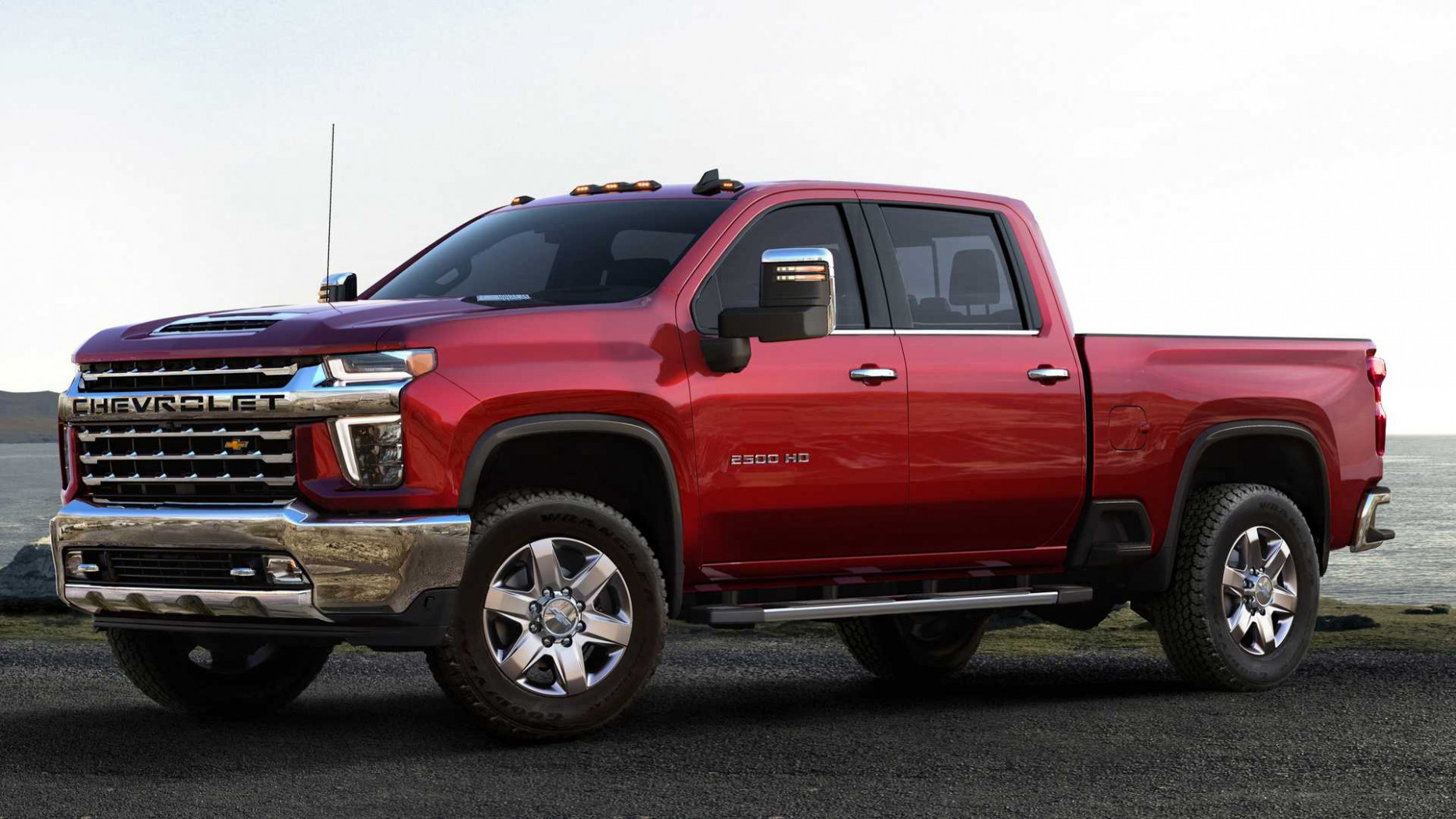 The Most Expensive 8 Chevy Silverado HD Costs $8,8