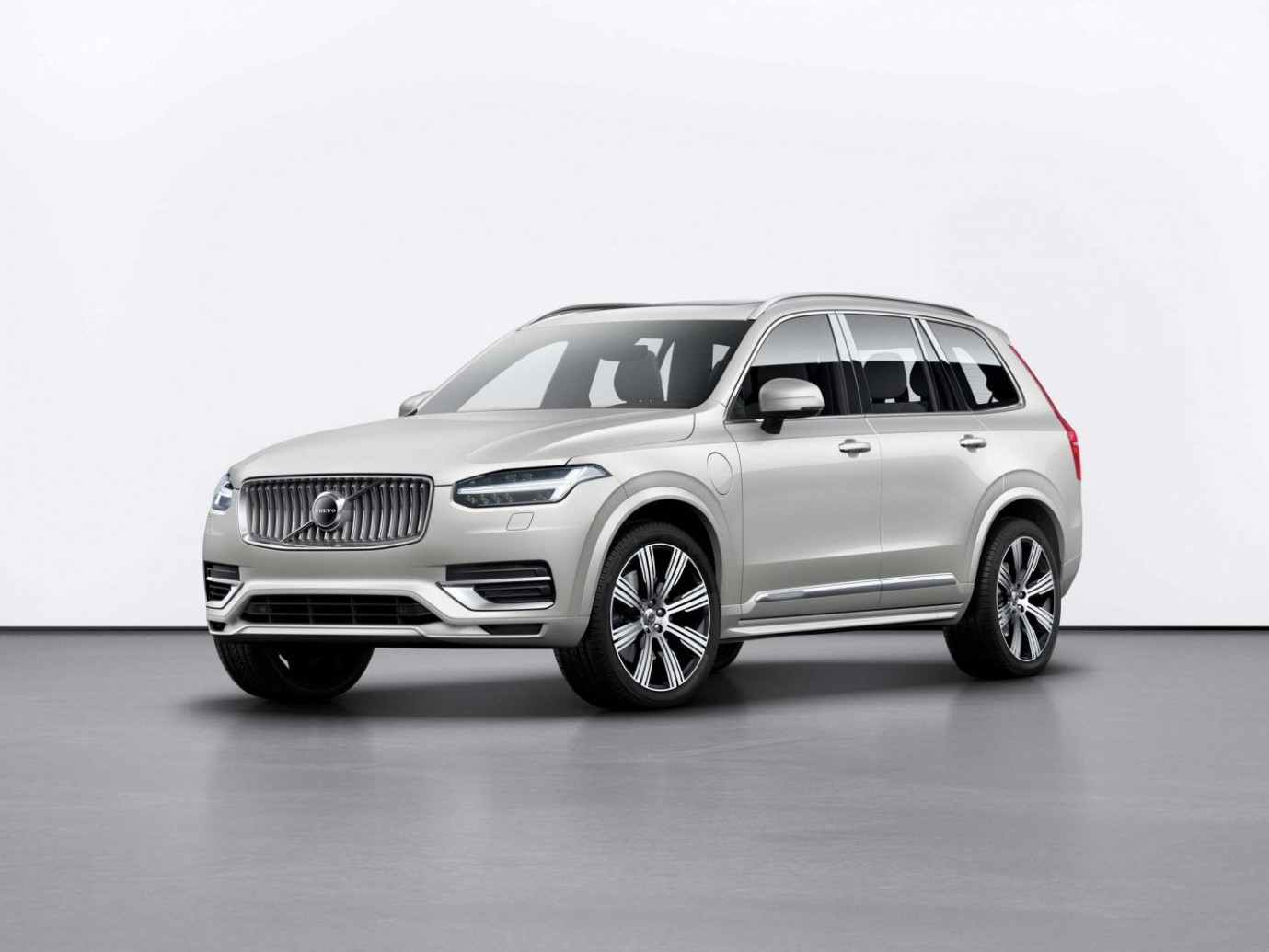 The new 8 Volvo XC8 is the bellwether of the well-known ..